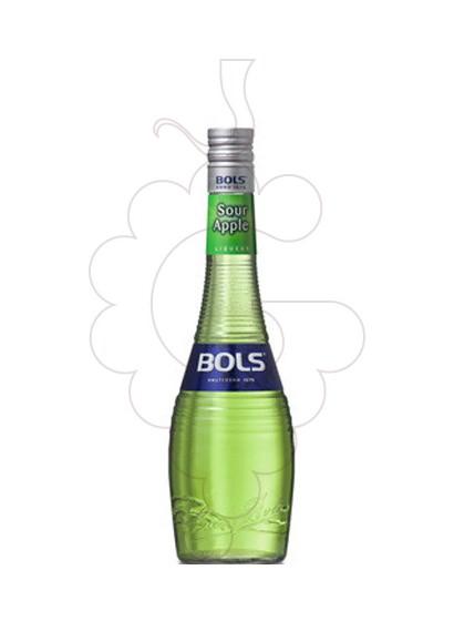 Photo Liqueur Bols Sour Apple Liqueur