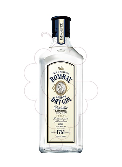 Photo Gin Bombay