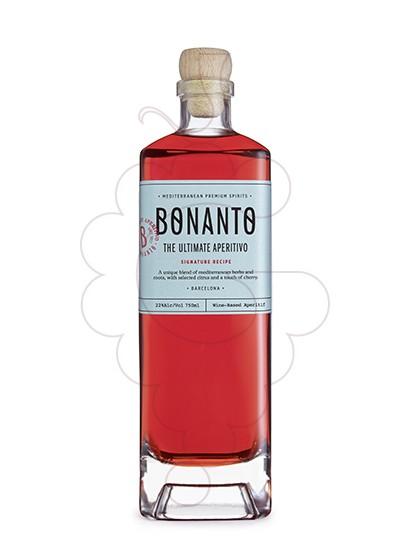 Photo Aperitif wine Bonanto