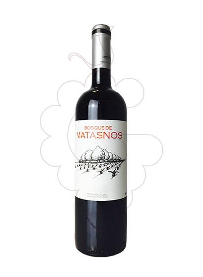 Photo Bosque de Matasnos red wine