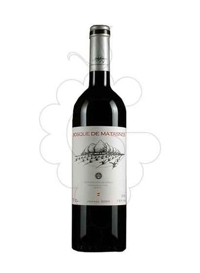 Photo Bosque de Matasnos Magnum red wine