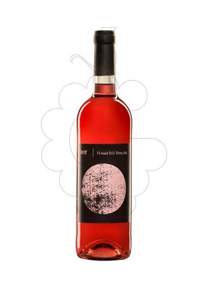 Photo Rosé Bot rosé wine