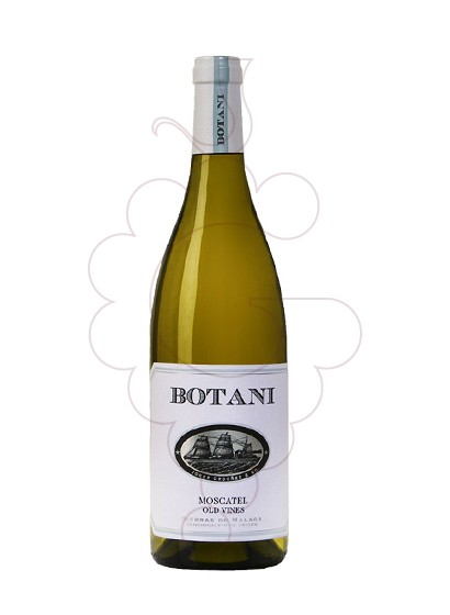 Photo Botani Blanc white wine
