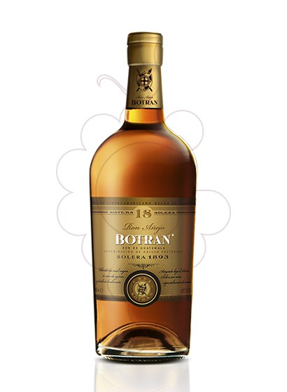 Photo Rum Botran Añejo 18 Years