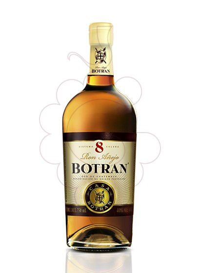 Photo Rum Botran Añejo 8 Years