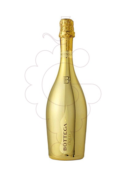 Photo Bottega Gold Prosecco Brut sparkling wine