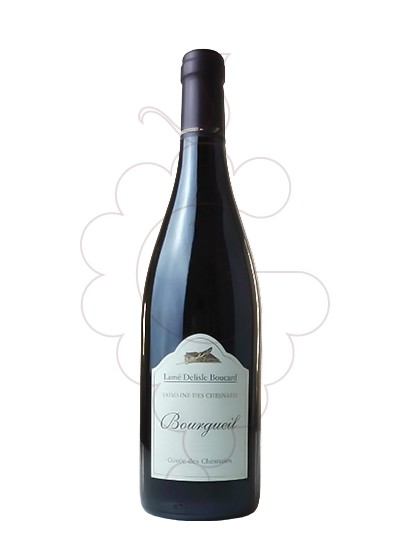Photo Boucard Chesnaies Bourgueil red wine