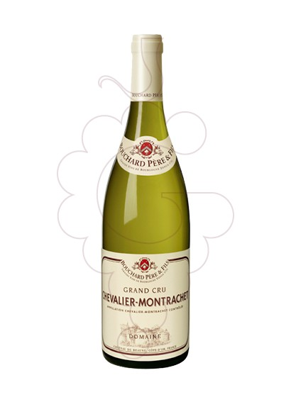 Photo Bouchard Chevalier-Montrachet Grand Cru white wine