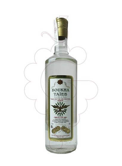 Photo Liqueur Boukha Zenith Alcohol Figa