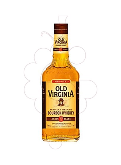 Photo Whisky Old Virginia