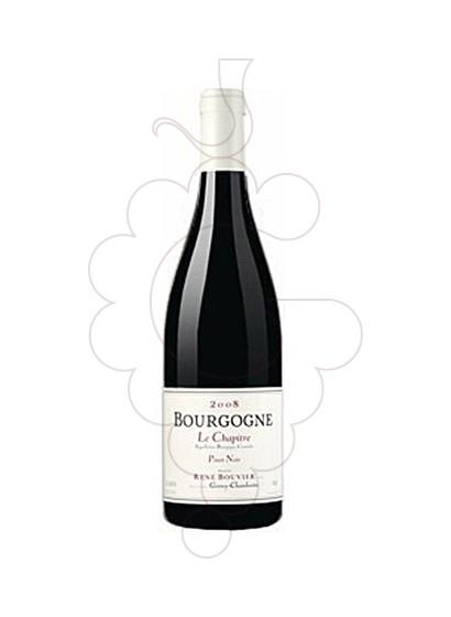 Photo Bouvier Bourgogne Chapitre  red wine