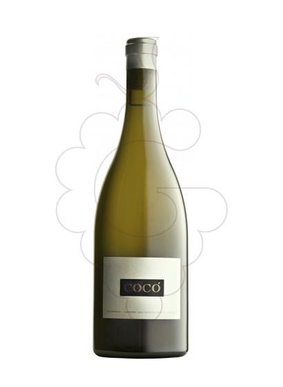 Photo Bouza Cocó white wine