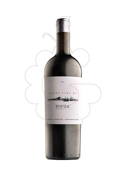 Photo Bouza Monte Vide Eu red wine
