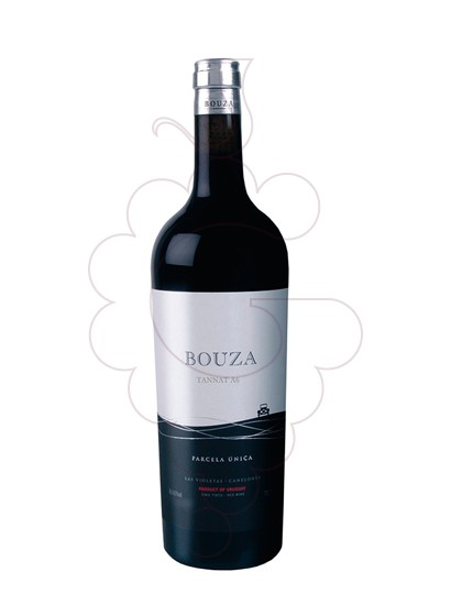 Photo Bouza Tannat A6 Parcela Única red wine