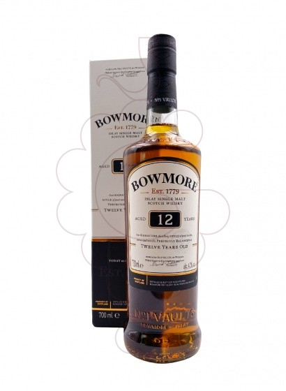 Photo Whisky Bowmore 12 Years
