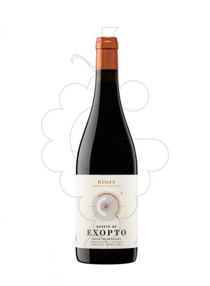 Photo Bozeto de Exopto red wine