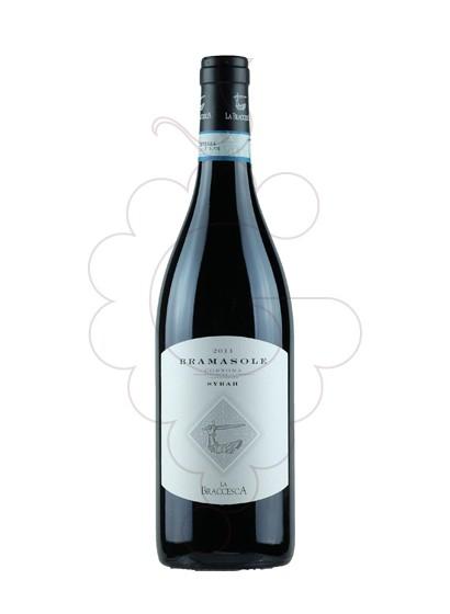 Photo Braccesca Bramasole Cortona red wine