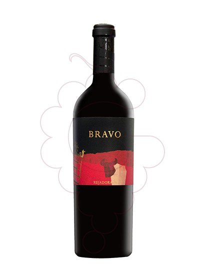 Photo Bravo de Rejadorada red wine