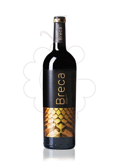 Photo Breca red wine