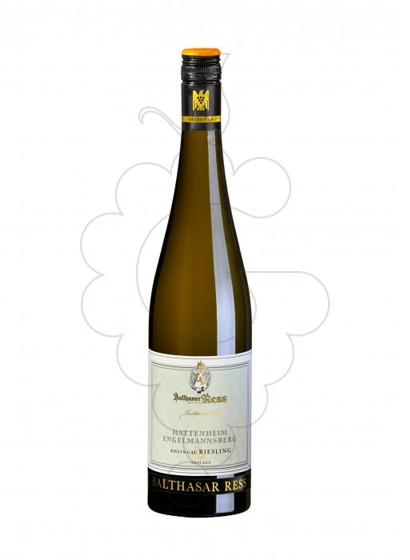 Photo Balthassar Ress Hattenheim Engelmannsberg Trocken white wine