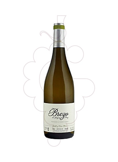 Photo Brezo Blanc white wine
