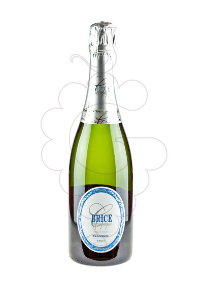 Photo Brice Brut Tradition sparkling wine