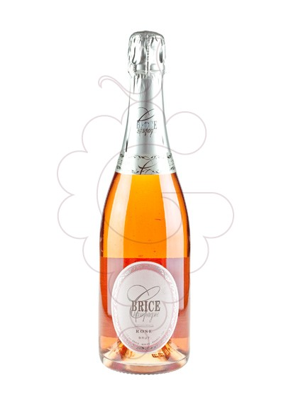 Photo Brice Rose Brut sparkling wine