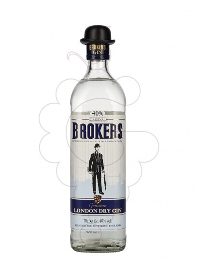 Photo Gin Broker's