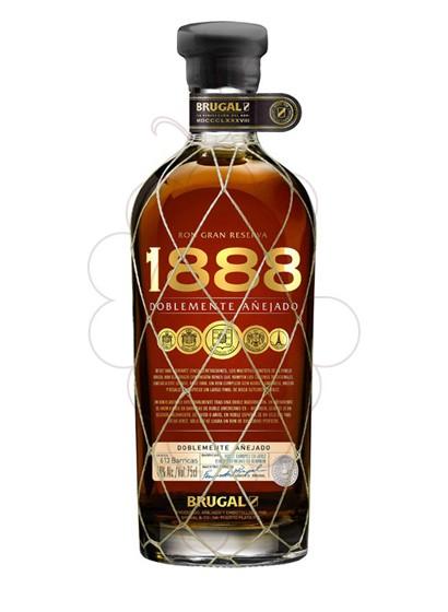 Photo Rum Brugal 1888