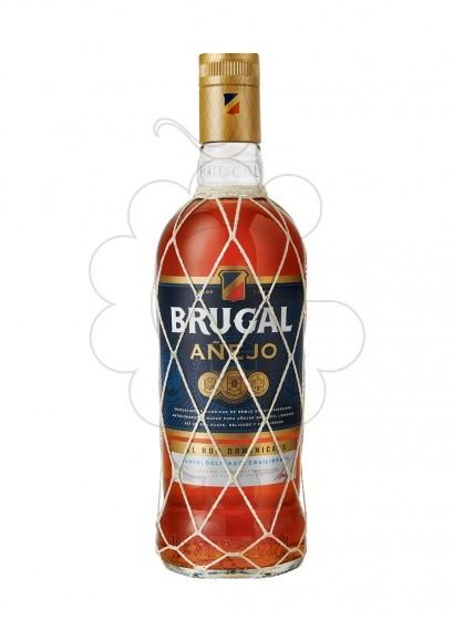 Photo Rum Brugal Añejo