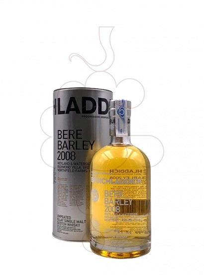 Photo Whisky Bruichladdich Bere Barley
