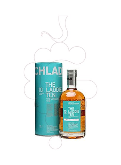 Photo Whisky Bruichladdich The Laddie Ten