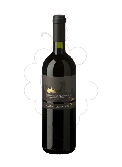 Photo Cantina di Montalcino Brunello di Montalcino red wine