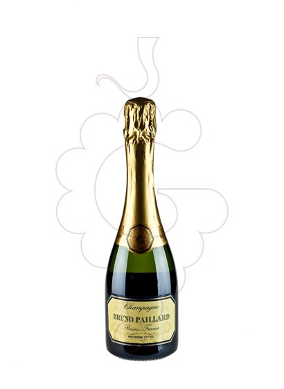 Photo Bruno Paillard Brut (mini) sparkling wine