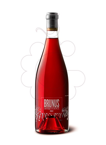 Photo Brunus Rose rosé wine