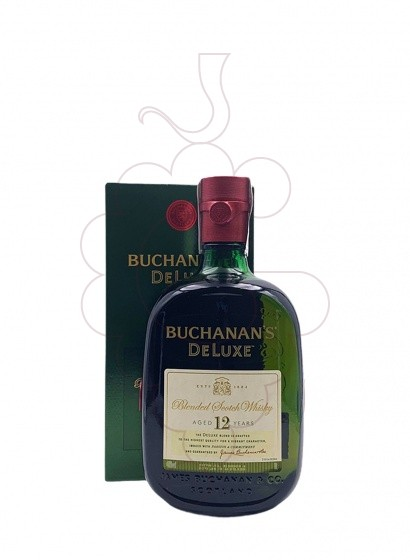 Photo Whisky Buchanan's 12 Years