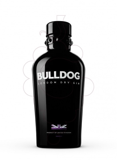 Photo Gin Bulldog