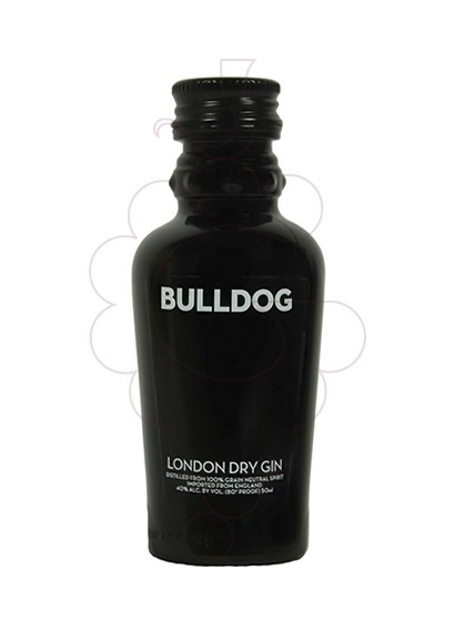 Photo Gin Bulldog (mini)