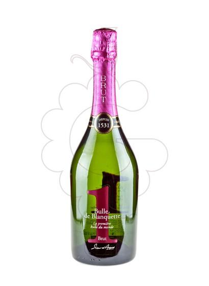 Photo Première Bulle Nº 1 Brut sparkling wine