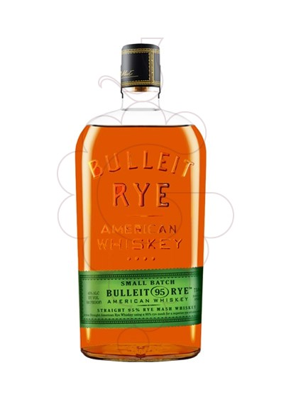 Photo Whisky Bulleit Rye Whiskey