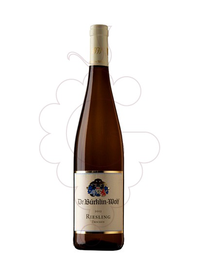 Photo Dr. Bürklin-Wolf Riesling Trocken white wine