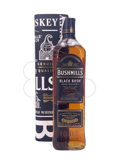 Photo Whisky Bushmills Black Bush