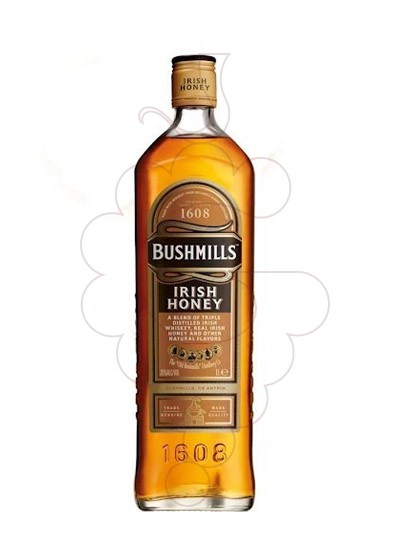 Photo Liqueur Bushmills Irish Honey