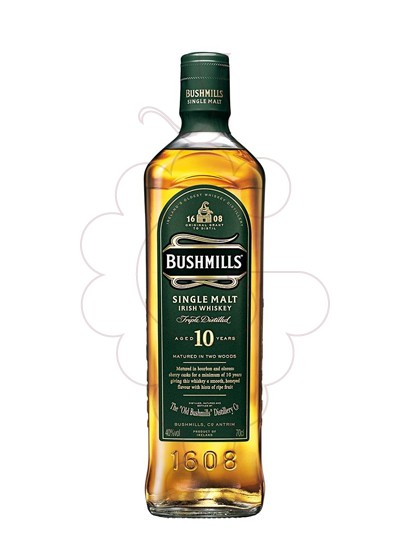 Photo Whisky Bushmills Malt 10 Years