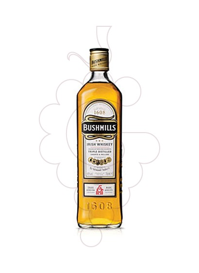 Photo Whisky Bushmills Original