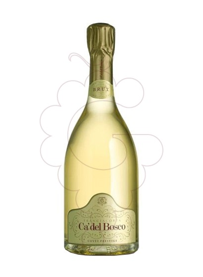 Photo Ca'del Bosco Cuvée Prestige Brut sparkling wine