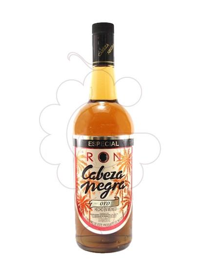 Photo Rum Cabeza Negra Oro Especial