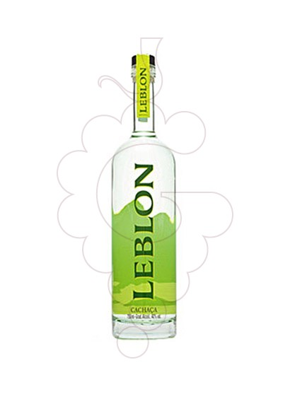 Photo Cachaça Leblon