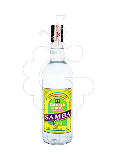 Photo Cachaça Samba