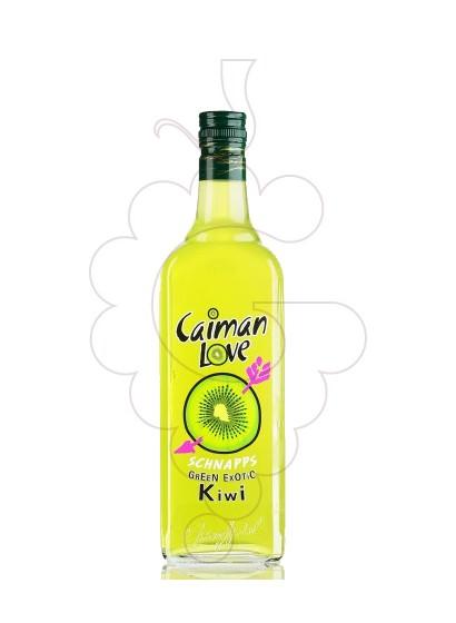 Photo Liqueur Caiman Love Kiwi